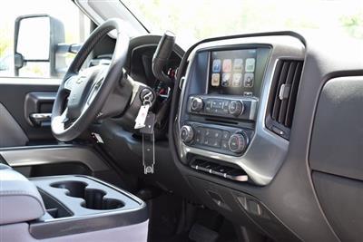 2019 Silverado Medium Duty Regular Cab DRW 4x2,  Morgan Prostake Stake Bed Flat/Stake Bed #M19414 - photo 16