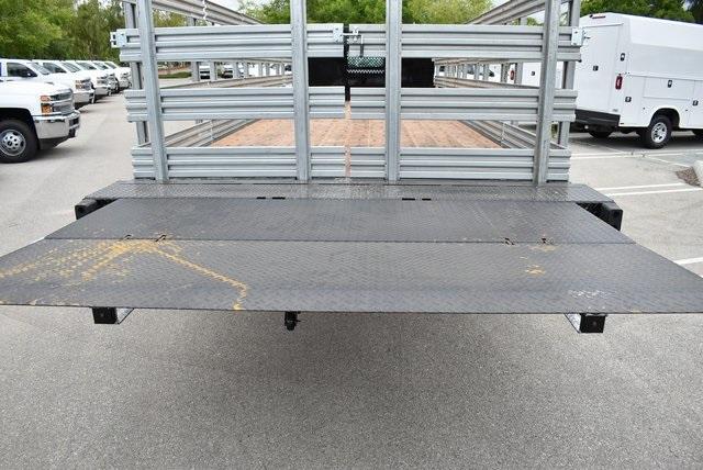2019 Silverado Medium Duty DRW 4x2,  Morgan Prostake Stake Bed Flat/Stake Bed #M19418 - photo 13
