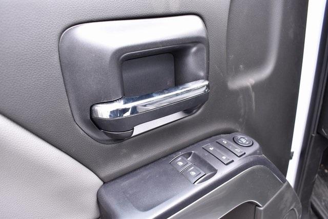 2019 Silverado Medium Duty DRW 4x2,  Morgan Prostake Stake Bed Flat/Stake Bed #M19418 - photo 18