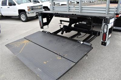 2019 Silverado Medium Duty DRW 4x2,  Morgan Prostake Stake Bed Flat/Stake Bed #M19418 - photo 11