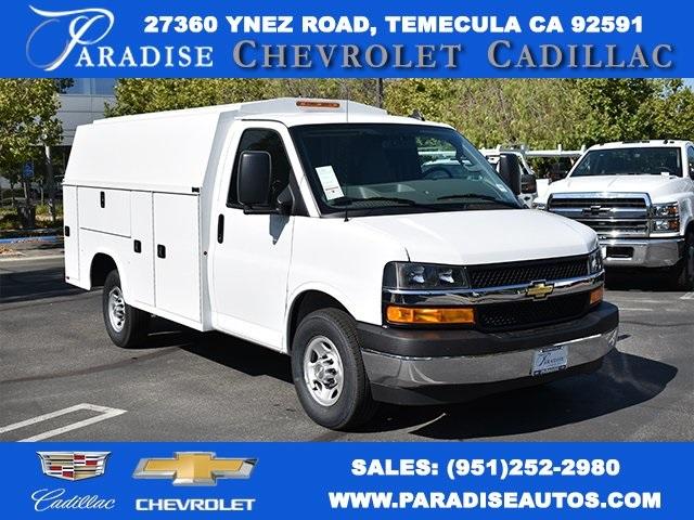 2019 Chevrolet Express 3500 4x2, Knapheide KUV Plumber #M19419 - photo 1