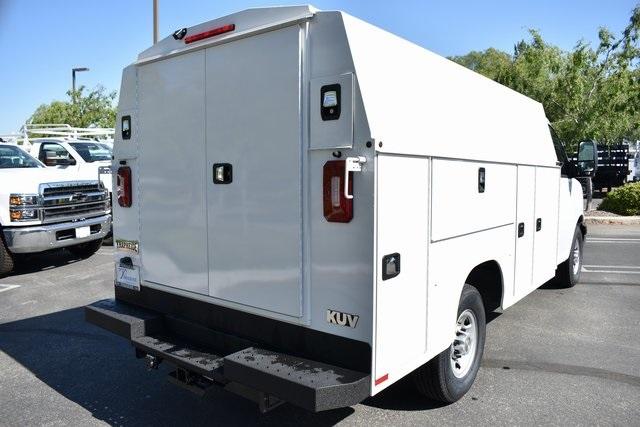 2019 Chevrolet Express 3500 4x2, Knapheide KUV Plumber #M19419 - photo 2
