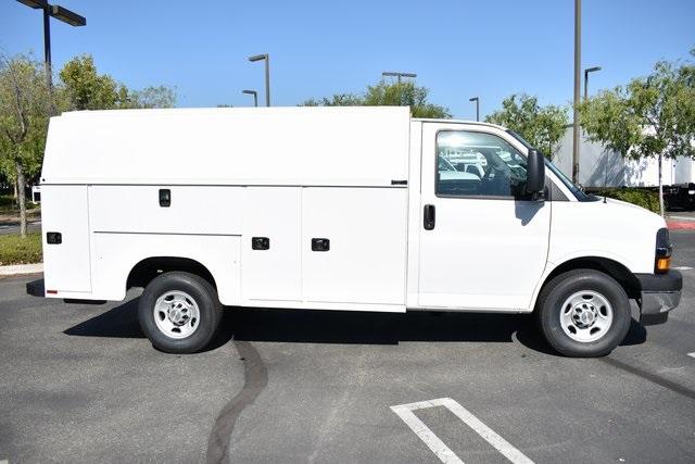 2019 Chevrolet Express 3500 4x2, Knapheide KUV Plumber #M19419 - photo 3