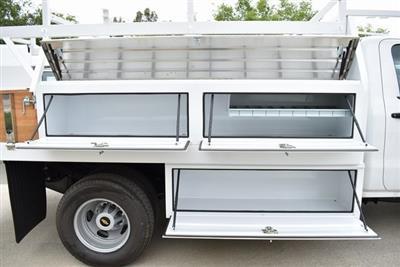 2019 Silverado 3500 Regular Cab DRW 4x2,  Harbor Standard Contractor Body #M19424 - photo 10