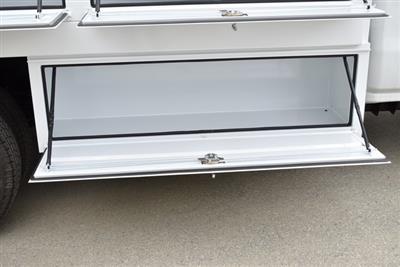 2019 Silverado 3500 Regular Cab DRW 4x2,  Harbor Standard Contractor Body #M19424 - photo 11