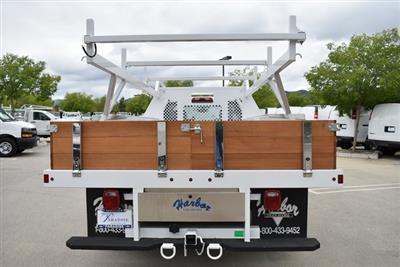 2019 Silverado 3500 Regular Cab DRW 4x2,  Harbor Standard Contractor Body #M19424 - photo 8