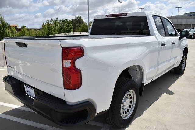 2019 Silverado 1500 Double Cab 4x2,  Pickup #M19427 - photo 1