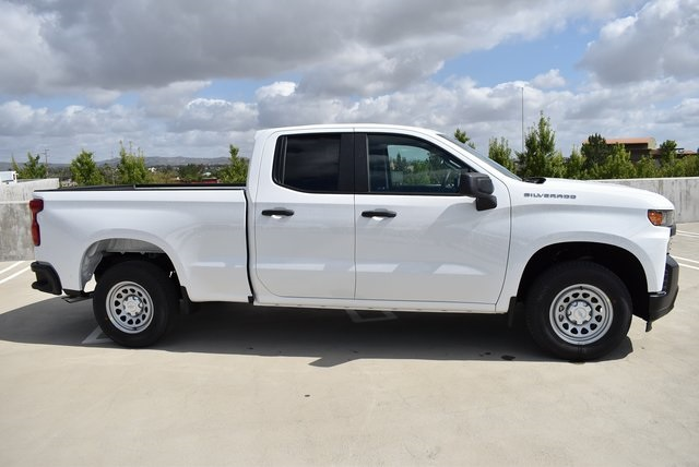 2019 Silverado 1500 Double Cab 4x2,  Pickup #M19429 - photo 10