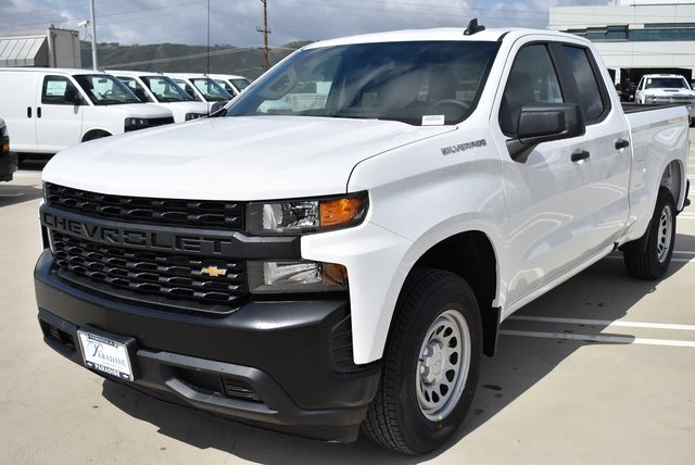 2019 Silverado 1500 Double Cab 4x2,  Pickup #M19429 - photo 6