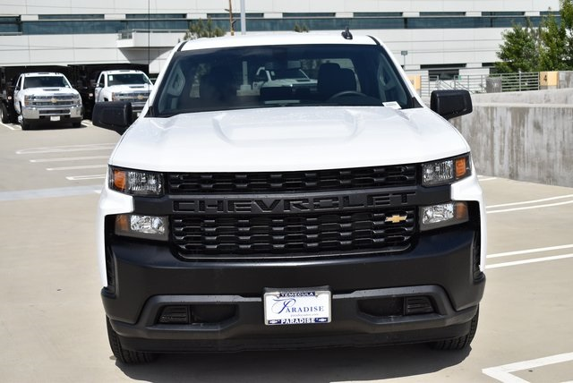 2019 Silverado 1500 Double Cab 4x2,  Pickup #M19431 - photo 3