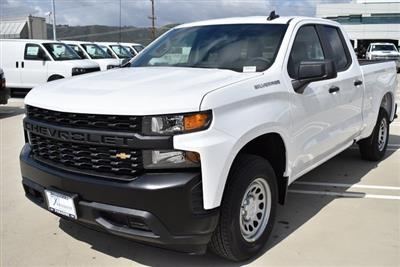 2019 Silverado 1500 Double Cab 4x2,  Pickup #M19431 - photo 6