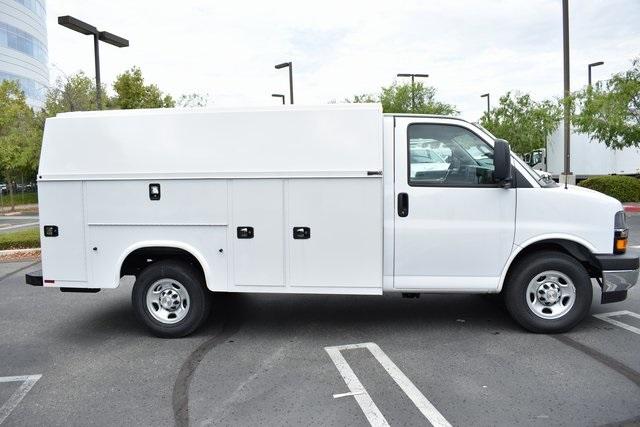 2019 Chevrolet Express 3500 4x2, Knapheide KUV Plumber #M19436 - photo 3