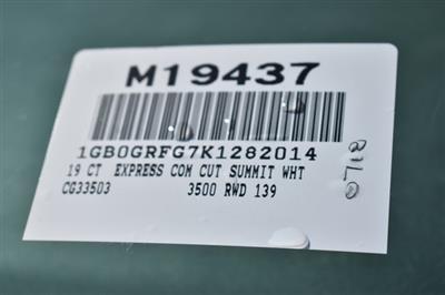 2019 Chevrolet Express 3500 4x2, Knapheide KUV Plumber #M19437 - photo 4