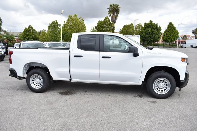 2019 Silverado 1500 Double Cab 4x2,  Pickup #M19442 - photo 9