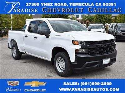 2019 Silverado 1500 Double Cab 4x2,  Pickup #M19442 - photo 1