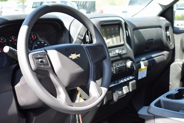 2019 Silverado 1500 Regular Cab 4x2,  Pickup #M19443 - photo 12