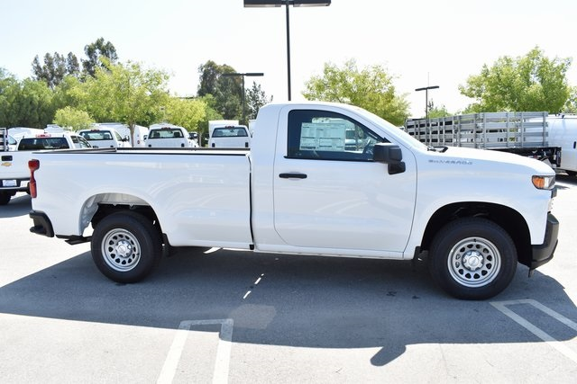 2019 Silverado 1500 Regular Cab 4x2,  Pickup #M19443 - photo 8