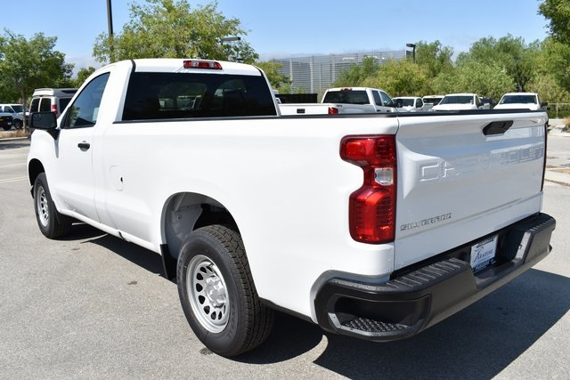 2019 Silverado 1500 Regular Cab 4x2,  Pickup #M19451 - photo 5
