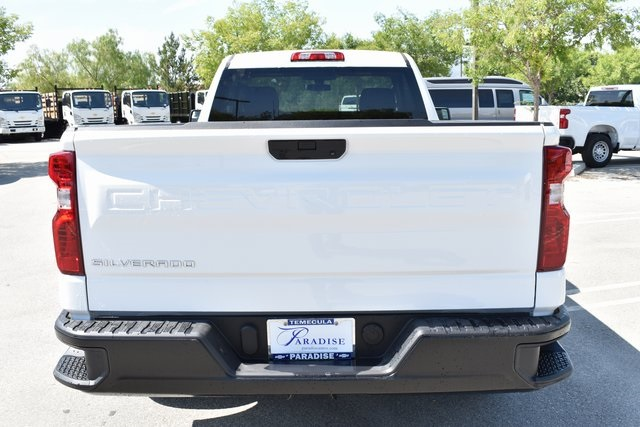 2019 Silverado 1500 Regular Cab 4x2,  Pickup #M19451 - photo 6