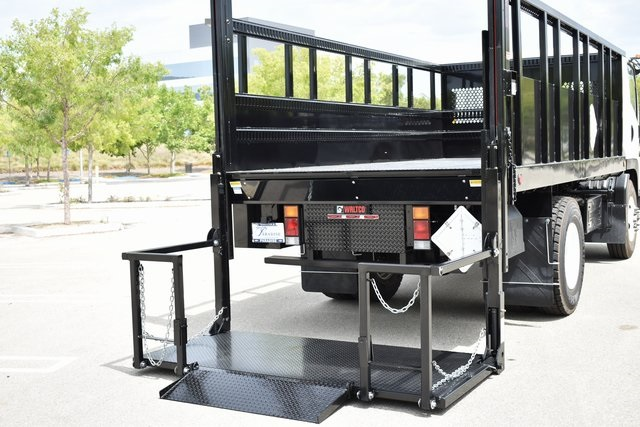 2019 LCF 6500XD Regular Cab 4x2,  Cab Chassis #M19453 - photo 12