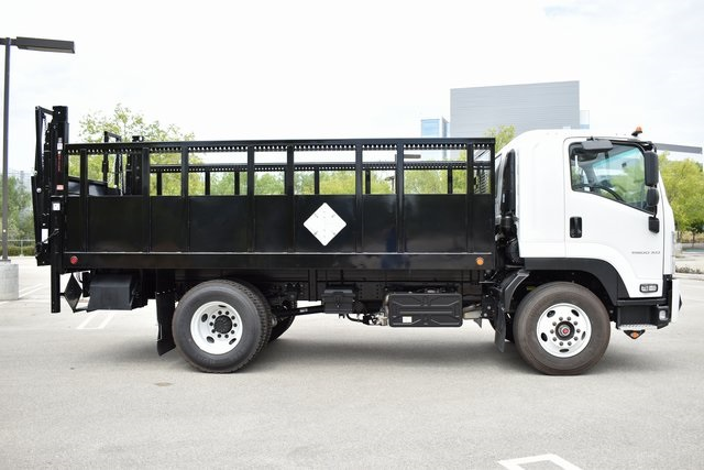 2019 LCF 6500XD Regular Cab 4x2,  Cab Chassis #M19453 - photo 9