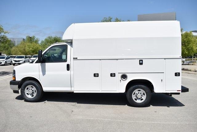 2019 Chevrolet Express 3500 4x2, Knapheide KUV Plumber #M19461 - photo 7