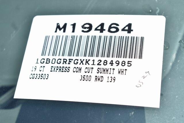 2019 Express 3500 4x2,  Knapheide KUV Plumber #M19464 - photo 3