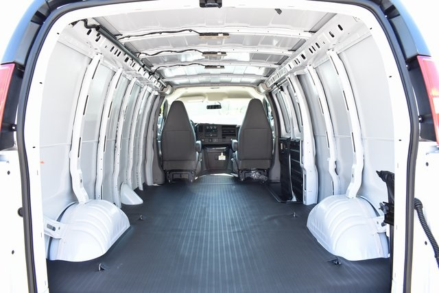 2019 Express 3500 4x2,  Empty Cargo Van #M19474 - photo 2