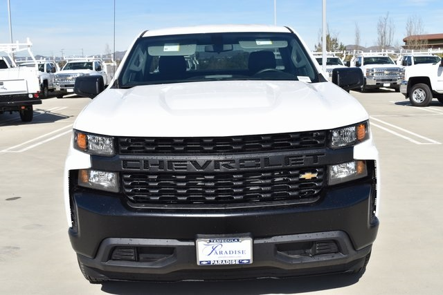 2019 Silverado 1500 Regular Cab 4x2,  Pickup #M19475 - photo 4