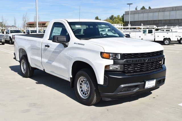2019 Silverado 1500 Regular Cab 4x2, Pickup #M19476 - photo 1