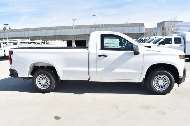 2019 Silverado 1500 Regular Cab 4x2, Pickup #M19476 - photo 8
