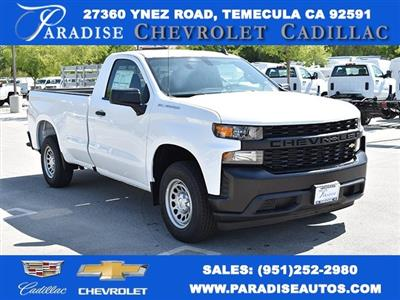 2019 Silverado 1500 Regular Cab 4x2,  Pickup #M19477 - photo 1