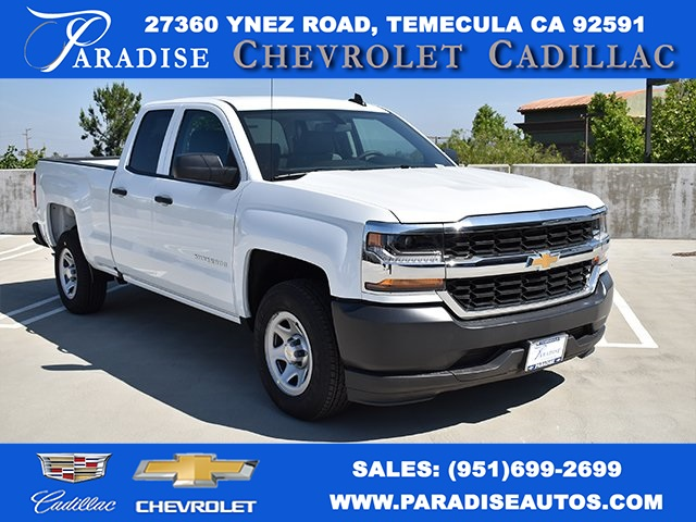2019 Silverado 1500 Double Cab 4x2,  Pickup #M19479 - photo 1