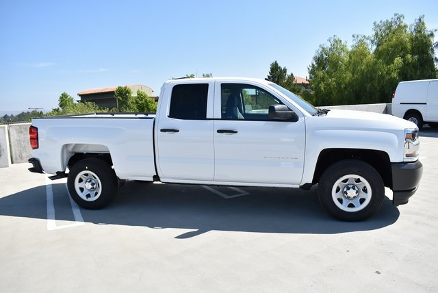 2019 Silverado 1500 Double Cab 4x2,  Pickup #M19479 - photo 10