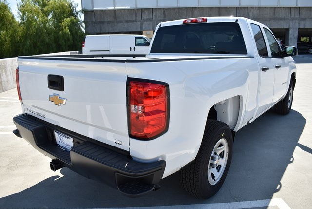 2019 Silverado 1500 Double Cab 4x2,  Pickup #M19479 - photo 2