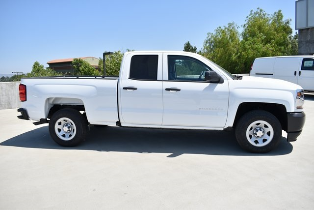 2019 Silverado 1500 Double Cab 4x2,  Pickup #M19491 - photo 8