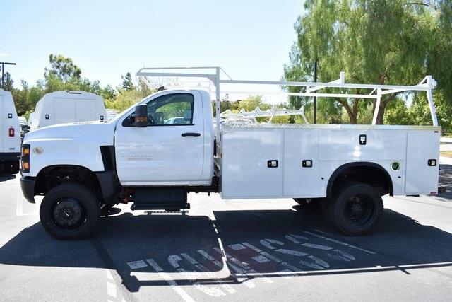 2019 Silverado Medium Duty Regular Cab DRW 4x4,  Knapheide Standard Service Body Utility #M19493 - photo 5