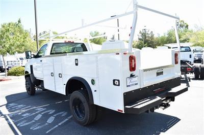 2019 Silverado Medium Duty Regular Cab DRW 4x4,  Knapheide Standard Service Body Utility #M19493 - photo 6