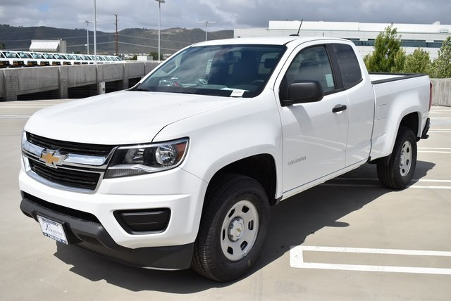 2019 Colorado Extended Cab 4x2,  Pickup #M19499 - photo 5