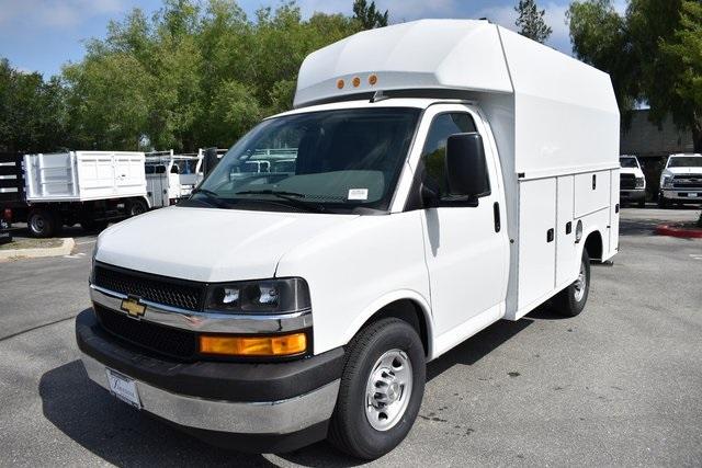 2019 Chevrolet Express 3500 4x2, Knapheide KUV Plumber #M19503 - photo 6