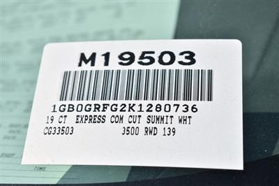 2019 Express 3500 4x2,  Knapheide KUV Plumber #M19503 - photo 3