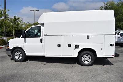 2019 Chevrolet Express 3500 4x2, Knapheide KUV Plumber #M19503 - photo 7