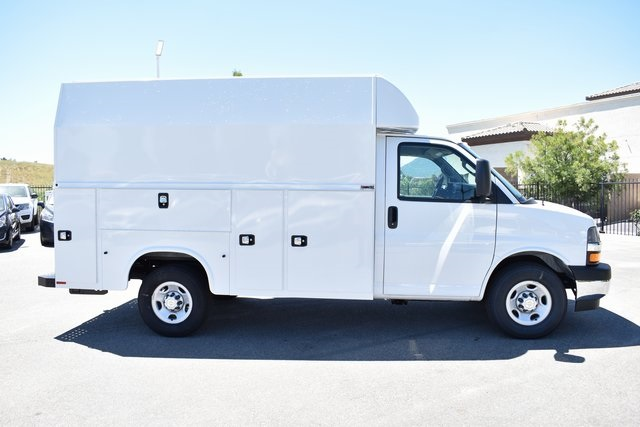 2019 Chevrolet Express 3500 4x2, Knapheide KUV Plumber #M19505 - photo 3