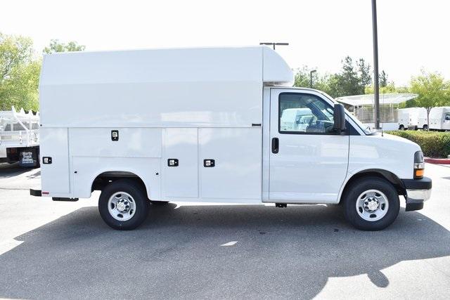 2019 Chevrolet Express 3500 4x2, Knapheide KUV Plumber #M19506 - photo 3