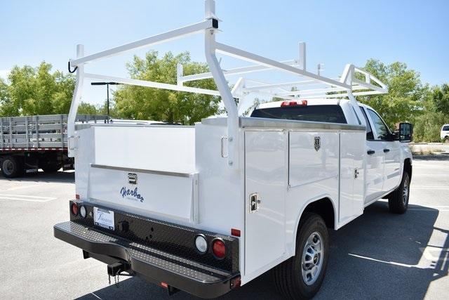 2019 Silverado 2500 Double Cab 4x2,  Harbor Utility #M19507 - photo 1