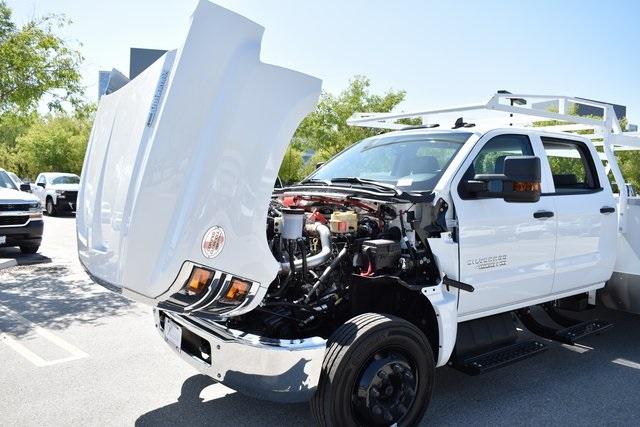 2019 Silverado Medium Duty Crew Cab 4x2,  Harbor TradeMaster Utility #M19508 - photo 27