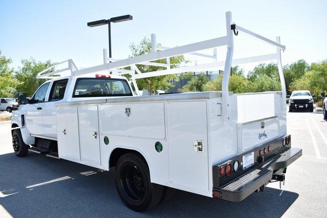 2019 Silverado Medium Duty Crew Cab 4x2,  Harbor TradeMaster Utility #M19508 - photo 8