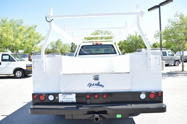 2019 Silverado Medium Duty Crew Cab 4x2,  Harbor TradeMaster Utility #M19508 - photo 9