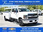 2019 Silverado Medium Duty Crew Cab 4x2,  Harbor Utility #M19508 - photo 1