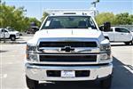 2019 Silverado Medium Duty Crew Cab 4x2,  Harbor TradeMaster Utility #M19508 - photo 5
